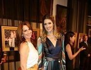 Márcia Andrea e Rebeca Bastos