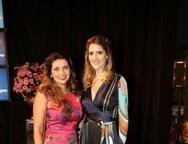 Márcia Travessoni e Rebeca Bastos