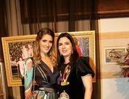 Rebeca Bastos e Priscila Fontenele