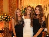 Marina Vasconcelos, Ana Beatriz Mac�do e Maria Julia Arag�o