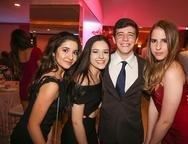 Bruna Lima, Ariane Oliveira, Elan Campos e Isabela Albuquerque