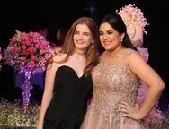 Luiza Pinheiro e Laura Gomes
