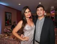 Mayra e Felipe Goyanna