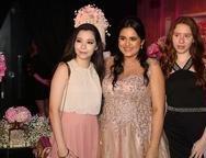 Tayene Nele, Laura Gomes e Amanda Reja