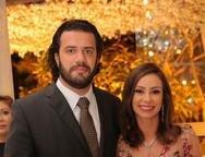 Bernardo Borges e Marina Lamdim