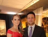Ana Luiza e Diego Lima