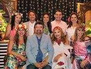 Clarice Gon�alves, Rodrigo Parente, Luciana Cidr�o, Leandro e Ana Caroline Dias, Drika Ximenes, Jo�o Marcos, Solange Maia e L�cia Leiva