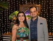 Denise Bessa e Marcelo Arruda
