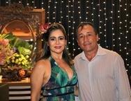 Gina Paiva e Juca Bala