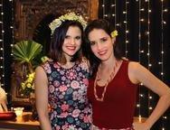 Marissa Prudente e Bruna Pontes