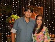 M�rio Malveira e Tatiana Soares