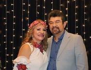 Solange e Jo�o Marcos Maia