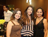 Camila Felipe, Isabella Marques e M�nica Fernandes