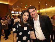 Lucia e Sergio Benevides Filho