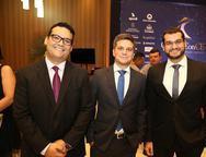 Thiago Felipe, Bernardo e  Hismael Barros