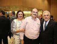 Val�ria e Franz� Gomes e Emanoel Capistrano