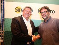 Bob Santos e Gl�ucio Binder
