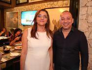 Carmen L�cia Dummar  e Alexandre Lima