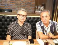Fernando Costa e Chico Gualbernei