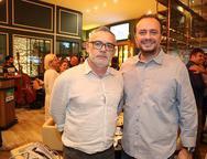 Edson Barbosa e Adriano Nogueira