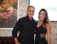 Paulo Henrique e Karina Salgado