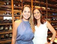 Rivana Santos e Vanessa Ley
