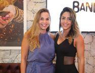 Rivana Santos e Karina Salgado