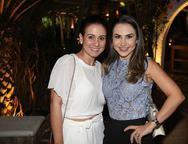Claudiana Lourerio e Adriana Queiroz