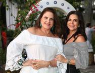 Celina Fiuza e Maria L�cia Carapeba