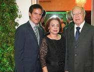 Lúcio, Beatriz e Lúcio Alcântara