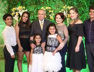 Bodas de Ouro de Eymard e Bárbara Freire