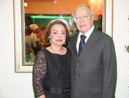 Beatriz e Lúcio Alcântara