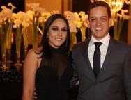 Carla Maia e Pedro Coelho