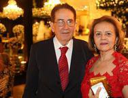 Paulo Calado e C�lia Regina