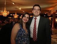 Sarah e Andr� Felipe Dummar