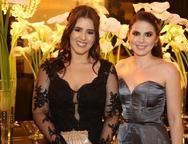 Carol Milerio e Mayra Ary