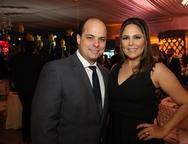 Felipe Nogueira e Anna Gladys
