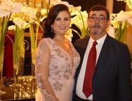 Mayra Queiroz e Raisson Pinheiro