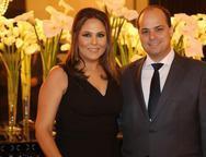 Ana e Felipe Okendo