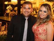 Wesley Barroso e Tatina Ara�jo