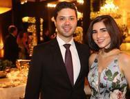 Felipe e Sarah Lucena