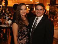 Patr�cia Alencar e Antonio Carlos Holanda