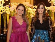 Louise Teixeira e Larissa Cavalcante