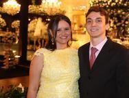 Gilvana Marques e Marcelo Goys