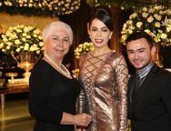 Al�dia Guimar�es, Roberta Fontelles Philomeno e Lu�s Soares