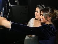 Raquel Barroso e Jamile Lima