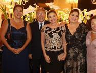 Antonieta Mindu, Carlos Cavacami, V�nia Portela, Marilia Sory e Eneuda Duarte
