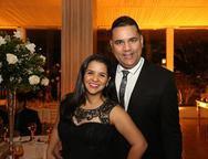 Juliana Menezes e Adriano Matos