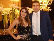 Roberta Moraes e Marcos Caneiro