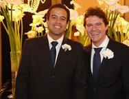 Daniel Albuquerque e Jo�o Marcos